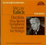 DVORAK - Talich - Symphonie n°9 en mi mineur op.95 B.178 'Du Nouveau Mon