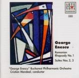 ENESCU - Mandeal - Rhapsodie roumaine en la majeur op.11 n°1