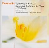 FRANCK - Giulini - Symphonie en ré mineur