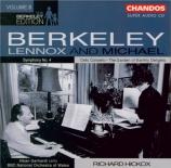 BERKELEY - Hickox - Symphonie n°4