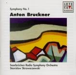 BRUCKNER - Skrowaczewski - Symphonie n°1 en ut mineur WAB 101