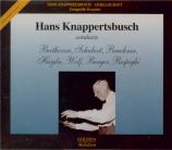 H. Knappertsbuch dirige...