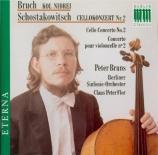CHOSTAKOVITCH - Bruns - Concerto pour violoncelle n°2 op.126