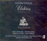 STRAUSS - Mitropoulos - Elektra, opéra op.58 (live Firenze, 1951) live Firenze, 1951