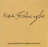 Aus Konzerten in Berlin von 1947