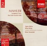 MAHLER - Tennstedt - Symphonie n°5