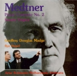 MEDTNER - Madge - Concerto pour piano n°2 op.50