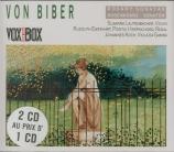BIBER - Lautenbacher - Sonate du rosaire n°1 'Jesu, den du, o Jungfrau