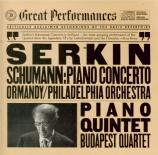 SCHUMANN - Serkin - Concerto pour piano et orchestre en la mineur op.54