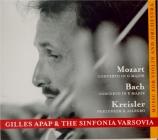 BACH - Apap - Concerto pour violon en mi majeur BWV.1042