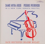 A New York Sonata Recital (1959)
