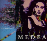 CHERUBINI - Gui - Medea (version italienne) (Live Firenze 7 - 5 - 1953) Live Firenze 7 - 5 - 1953