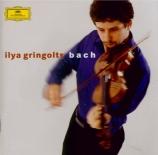 BACH - Gringolts - Partita pour violon seul n°1 en si mineur BWV.1002