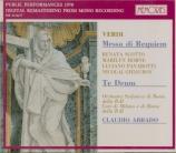 VERDI - Abbado - Requiem