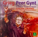 GRIEG - Oramo - In autumn op.11 : orchestration