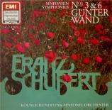 SCHUBERT - Wand - Symphonie n°3 D.200