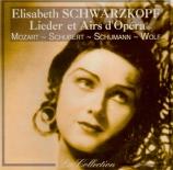 Lieder & Airs d'Opéra