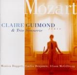 MOZART - Huggett - Quatuor pour flûte et cordes n°1 en ré majeur K.285