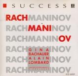 RACHMANINOV - Bachauer - Concerto pour piano n°2 en ut mineur op.18