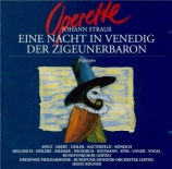 Eine Nacht iun Venedig - Zigeunerbaron (extraits)