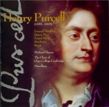PURCELL - Brown - Te Deum and Jubilate Deo in D major, morning service Z