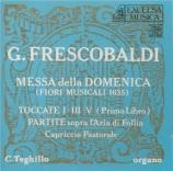 FRESCOBALDI - Teghillo - Missa della Domenica