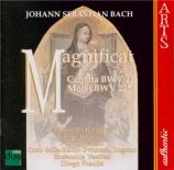 BACH - Fasolis - Magnificat en ré majeur, pour solistes, choeur et orches