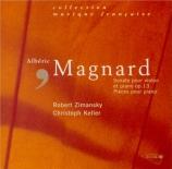 MAGNARD - Zimansky - Suite dans le style ancien op.2