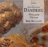 DANDRIEU - Bruylants - Pièces de clavecin