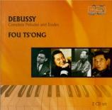 DEBUSSY - Ts'ong - Études pour piano - Livre II (Études 7-12)