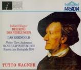 WAGNER - Knappertsbusch - Das Rheingold (L'or du Rhin) WWV.86a
