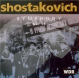 CHOSTAKOVITCH - Barshai - Symphonie n°15 op.141