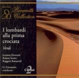 VERDI - Gavazzeni - I Lombardi alla prima crociata (Les Lombards à la pr Live Roma