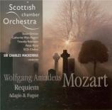 MOZART - Mackerras - Requiem pour solistes, chœur et orchestre en ré min