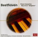 BEETHOVEN - Arrau - Concerto pour piano n°4 en sol majeur op.58