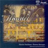 HAENDEL - Pearlman - Music for the Royal Fireworks HWV351