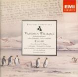 VAUGHAN WILLIAMS - Barbirolli - Concerto pour hautbois et cordes