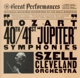 MOZART - Szell - Symphonie n°40 K.550