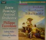 BRAHMS - Entremont - Symphonie n°1 pour orchestre en do mineur op.68
