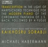 Transcriptions de Kaikhosru Sorabji