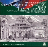 MENDELSSOHN-BARTHOLDY - Stokowski - Symphonie n°4 en la majeur op.90 'It