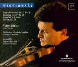 WIENIAWSKI - Brodsky - Concerto pour violon n°1 op.14
