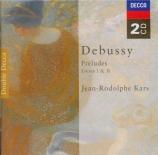 DEBUSSY - Kars - Fantaisie pour piano et orchestre L.73