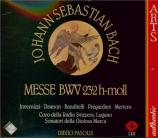 BACH - Fasolis - Messe en si mineur, pour solistes, choeur et orchestre B
