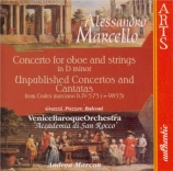 MARCELLO - Marcon - Concerto pour hautbois en ré mineur