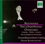 The Nine Symphonies - Overtures