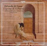 LASSUS - Picotti - Larmes de St Pierre