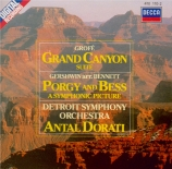 GROFE - Dorati - Grand Canyon suite