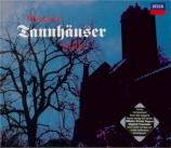 WAGNER - Solti - Tannhäuser WWV.70