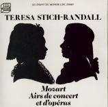 Airs de concert et d'opéras
